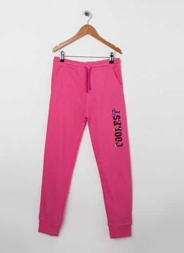 Pink&Orange Eşofman Altı Fuşya